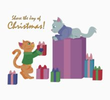 Share The Joy Of Christmas! Kids Clothes