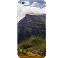 Mountain Landscape in the Nepal Himalayas iPhone Case/Skin