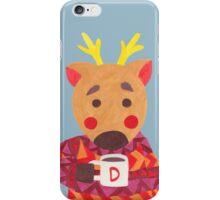 Winter Season is Coming (Deer Edition) iPhone Case/Skin