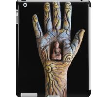 Solar Buddha iPad Case/Skin