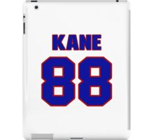 National Hockey player Patrick Kane jersey 88 iPad Case/Skin