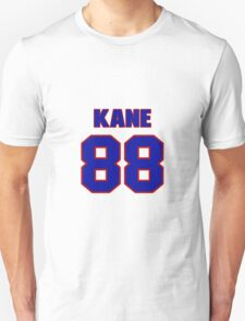 National Hockey player Patrick Kane jersey 88 T-Shirt