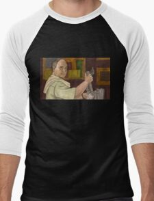 Beer Bad - Bar Owner - BtVS Men's Baseball ¾ T-Shirt