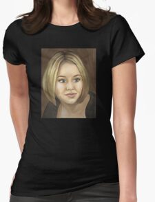 Wild at Heart - Veruca - BtVS Womens Fitted T-Shirt