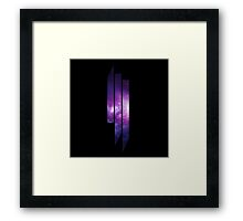 Skrillex - Galaxy Framed Print