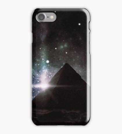 Pyramid Nights iPhone Case/Skin