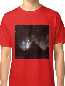 Pyramid Nights Classic T-Shirt