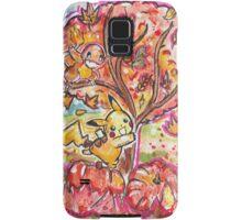 Pokemon Autumn Scene! Samsung Galaxy Case/Skin