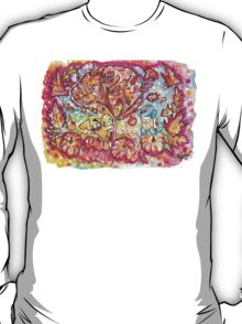 Pokemon Autumn Scene! T-Shirt