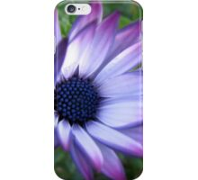 Dream Flower - Beautiful Blue Bokeh iPhone Case/Skin