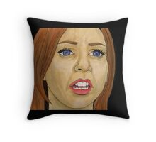 Something Blue - Willow - BtVS Throw Pillow