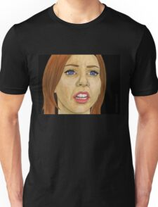 Something Blue - Willow - BtVS Unisex T-Shirt