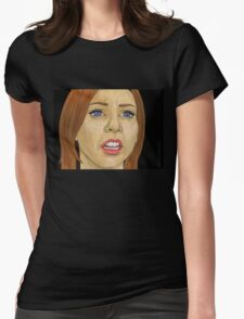 Something Blue - Willow - BtVS Womens Fitted T-Shirt