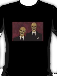 Hush - The Gentlemen - BtVS T-Shirt