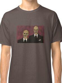 Hush - The Gentlemen - BtVS Classic T-Shirt