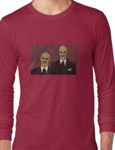 Hush - The Gentlemen - BtVS Long Sleeve T-Shirt