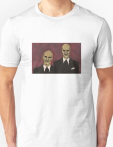 Hush - The Gentlemen - BtVS Unisex T-Shirt