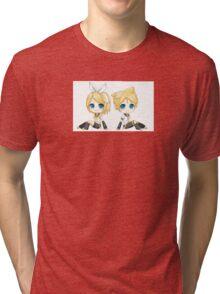 Back 2 Back Tri-blend T-Shirt