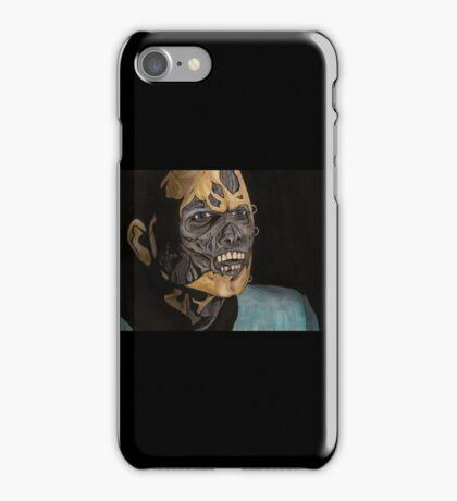 Hero - The Scourge - Angel iPhone Case/Skin