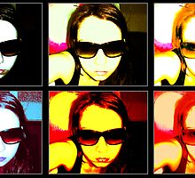 Girl with Sunglasses by MischaB