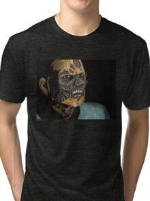 Hero - The Scourge - Angel Tri-blend T-Shirt