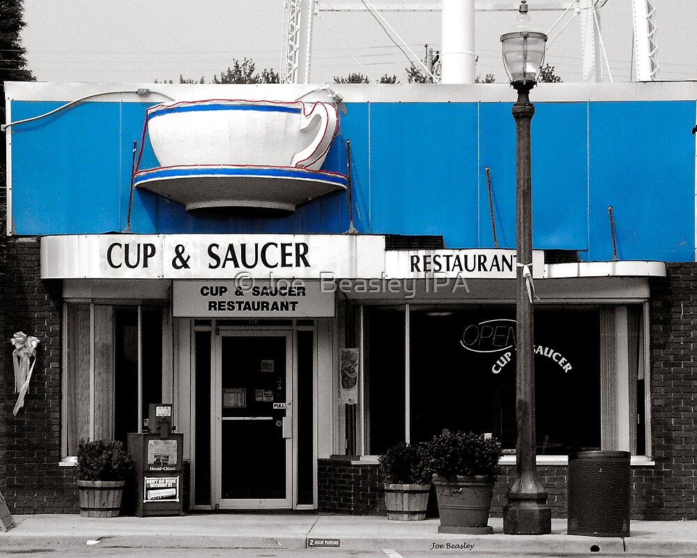 Cup and Saucer by © Joe  Beasley IPA