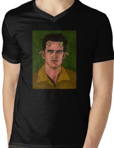 Parting Gifts - Angel Mens V-Neck T-Shirt