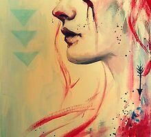 Warrior Red by Kathleen Kalin