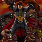 Artix vs. Zombies by JYC00kami