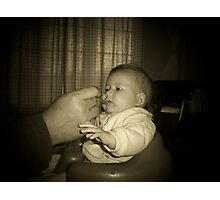 Fed With Love Photographic Print
