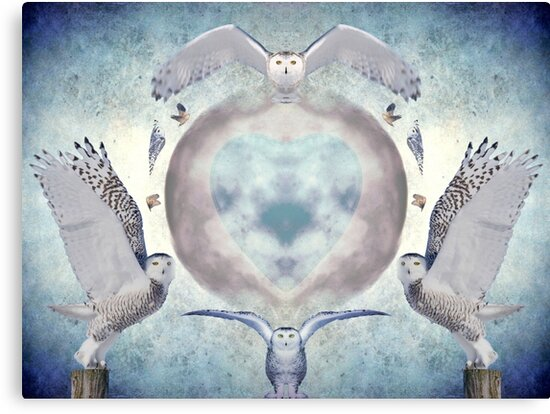 Whispers of my imagination by Heather King