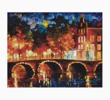 Amsterdam, Old Bridge — Buy Now Link - www.etsy.com/listing/213404917 T-Shirt