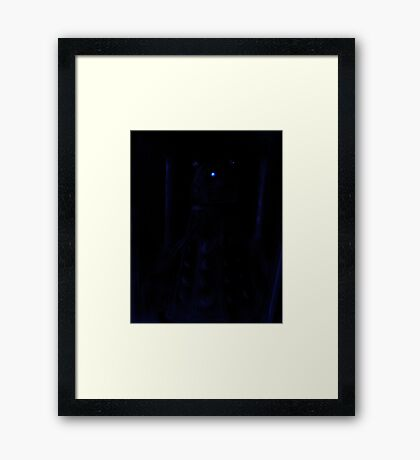 dalek! Framed Print