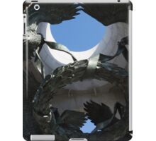 World War Two Memorial iPad Case/Skin