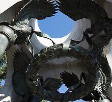 World War Two Memorial by Anne Scantlebury