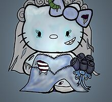 Hello_Corpse_Bride_Kitty by celinabarajas