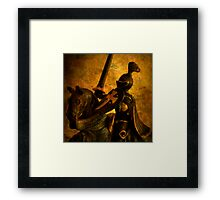 Sir Tristram Framed Print