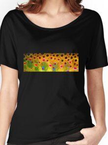 Beautiful Skin, German Brown Women's Relaxed Fit T-Shirt