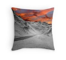 The Winnats Throw Pillow