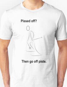 Pissed off Unisex T-Shirt