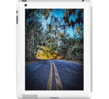 Road to the Forest iPad Case/Skin