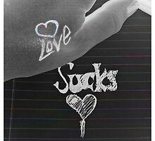 Love Sucks. by Lindsey W