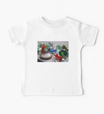 Messy Marbles Baby Tee