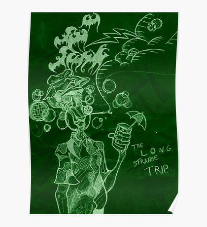 The Long Strange Trip Poster