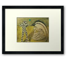 Seduction Framed Print
