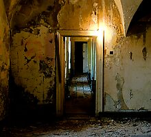 armagh gaol interior by imagegrabber