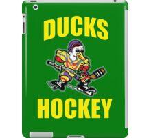 Ducks Hockey iPad Case/Skin