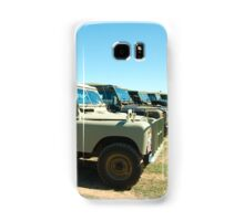 Landrovers Samsung Galaxy Case/Skin