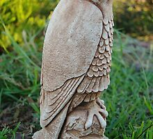 Statue owl by ndarby1