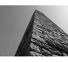 old mine chimney Photographic Print